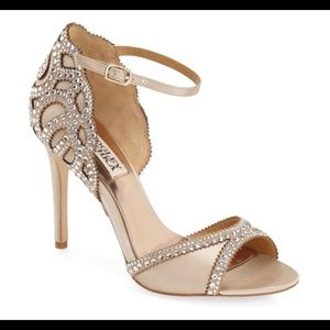 Badgley Mischka Roxy Sandals size 9